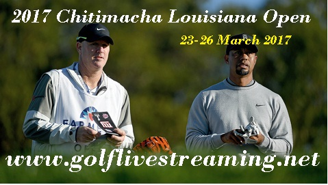 Chitimacha Louisiana Open live