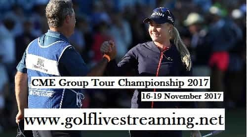 CME Group Tour Championship 2017
