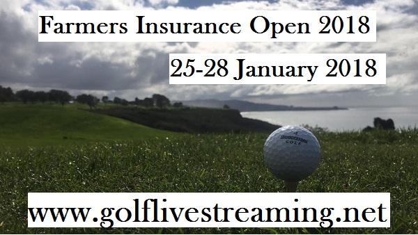Farmers Insurance Open 2018