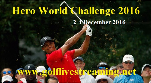 Hero World Challenge live