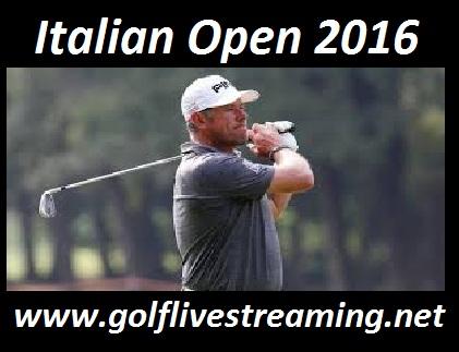 Italian Open 2016