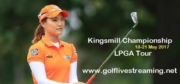 Kingsmill Championship live