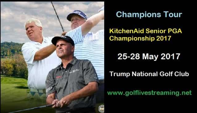 KitchenAid Senior PGA Championship live