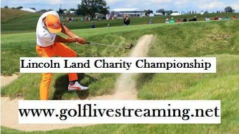 Lincoln Land Charity Championship live
