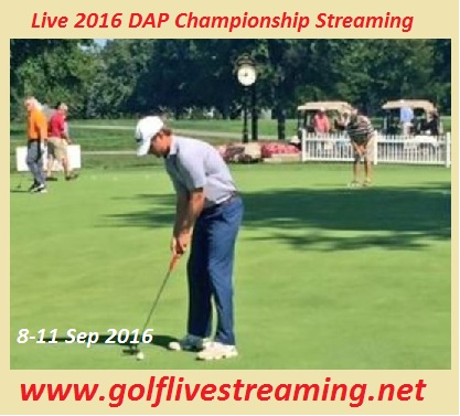 Live 2016 DAP Championship Streaming