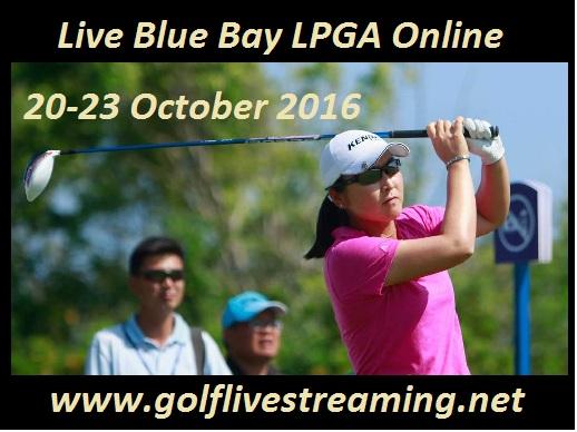 Live Blue Bay LPGA Online