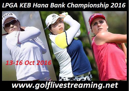 LPGA KEB Hana Bank Championship