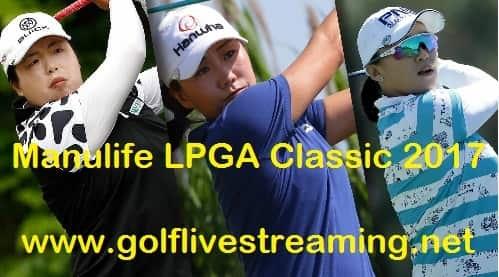 Manulife LPGA Classic live