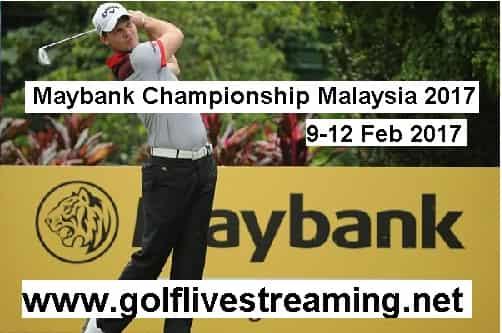 Maybank Championship Malaysia live