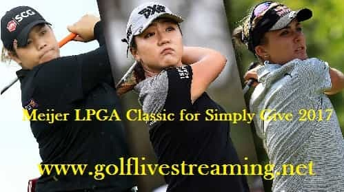 Meijer LPGA Classic for Simply Give live