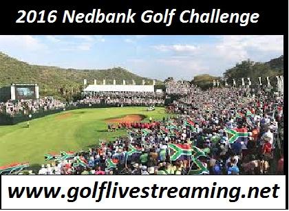 Nedbank Golf Challenge live