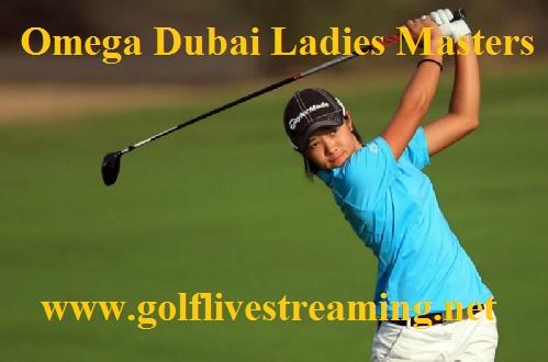 Omega Dubai Ladies Masters live