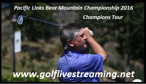 Pacific Links Championship live