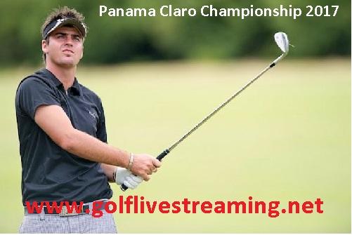 Panama Claro Championship live
