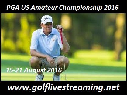 PGA US Amateur Championship 2016