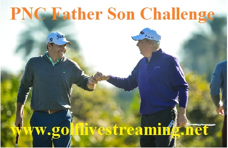 PNC Father Son Challenge live