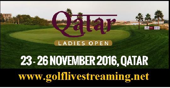 Qatar Ladies Open live