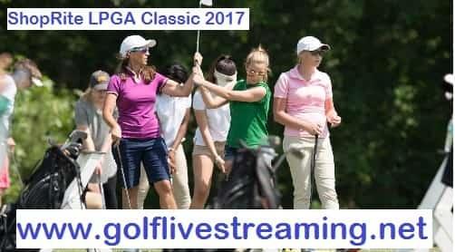ShopRite LPGA Classic live