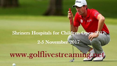 Shriners Hospitals for Children Open 2017