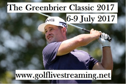 The Greenbrier Classic live