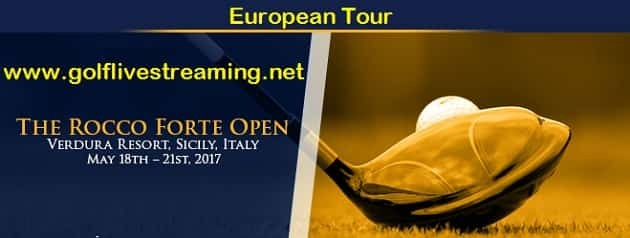 The Rocco Forte Open live