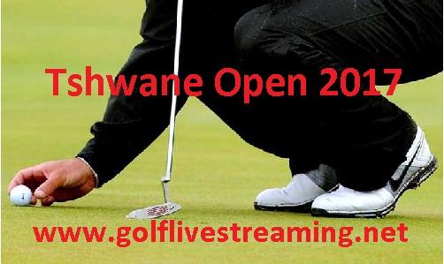 Tshwane Open 2017 live