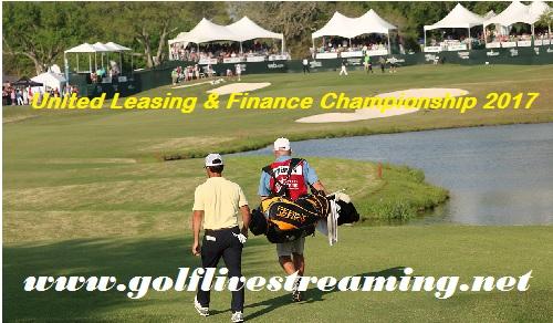 United Leasing & Finance Championship live