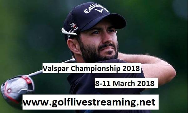 Valspar Championship 2018