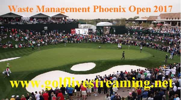 Waste Management Phoenix Open 2017 live
