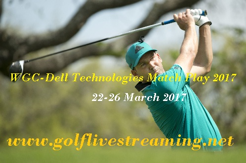 WGC-Dell Technologies Match Play live