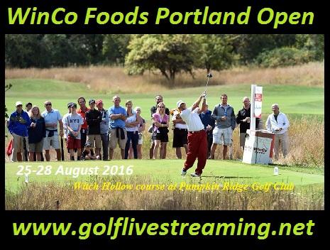 WinCo Foods Portland Open 2016