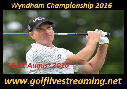 Wyndham Championship 2016