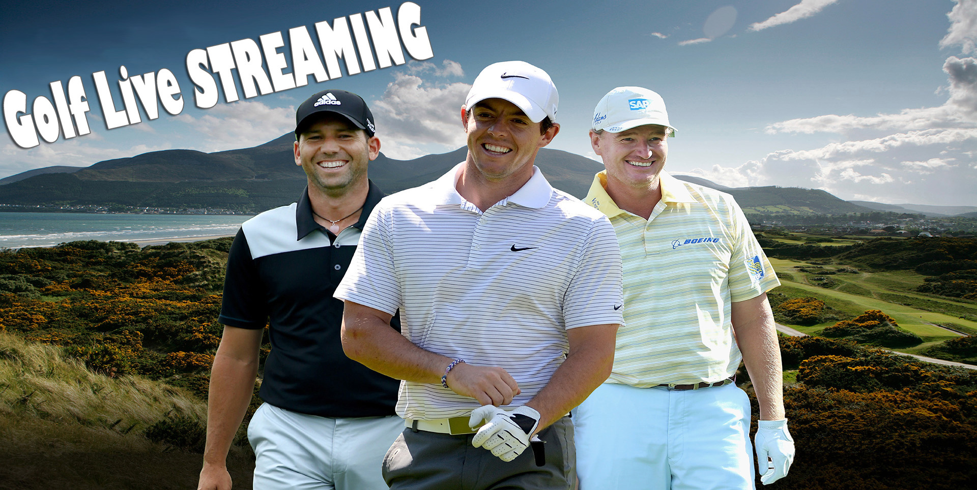 Golf Live Streaming | Live Golf Online | Watch Golf Live | Highlights  slider