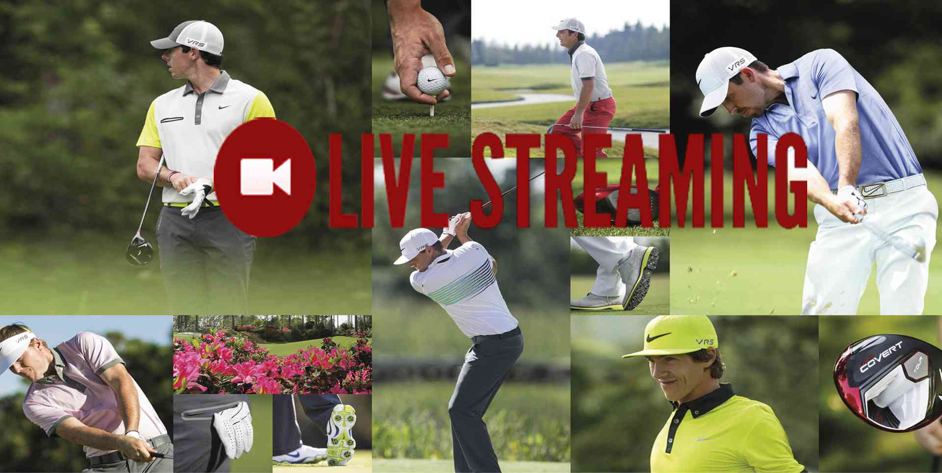Golf Live Streaming 2018 slider