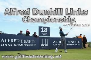 Alfred Dunhill Links Championship 2018 Live Stream