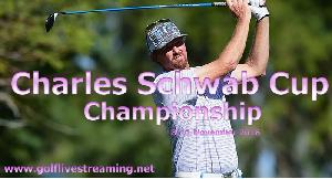 Charles Schwab Cup Championship 2018 Live