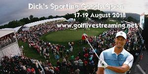 Dicks Sporting Goods Open 2018 Live
