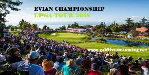 Evian Championship live streaming