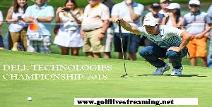 Live Dell Technologies Championship 2018 STREAMING