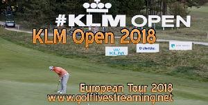 Live KLM Open 2018