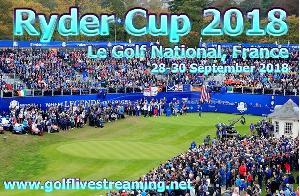 Ryder Cup 2018 golf Live Stream