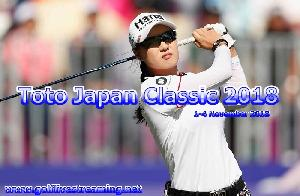 Toto Japan Classic 2018 Live Stream