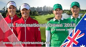 UL International Crown 2018 Live Stream